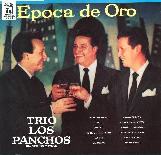 Resultado de imagen para Los Panchos - Época de Oro Vol. 1