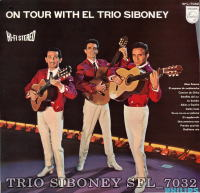 TRIO SIBONEY PHILIPS SFLー7032
